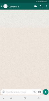 Usar WhatsApp - Samsung A7 2018 - Passo 5