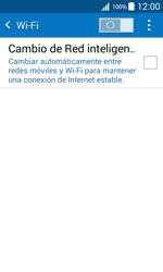 Configura el WiFi - Samsung Galaxy Core Prime - G360 - Passo 5