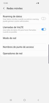Configura el Internet - Samsung S10+ - Passo 8