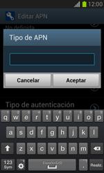 Configura el Internet - Samsung Galaxy Win - I8550 - Passo 14