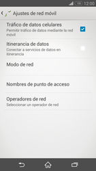 Configura el Internet - Sony Xperia Z3 D6603 - Passo 6