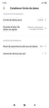 Desactivación límite de datos móviles - Xiaomi Redmi Note 9 Pro - Passo 7