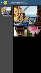 Transferir fotos vía Bluetooth - Samsung Galaxy Zoom S4 - C105 - Passo 7
