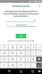 Configuración de Whatsapp - Sony Xperia XZ Premium - Passo 8