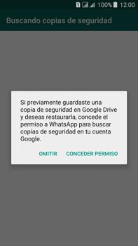 Configuración de Whatsapp - Samsung Galaxy J7 - J700 - Passo 9