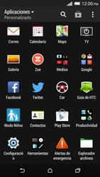 Configura el Internet - HTC One M8 - Passo 3