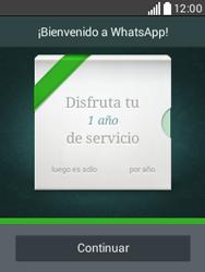 Configuración de Whatsapp - LG L20 - Passo 9