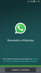 Configuración de Whatsapp - Samsung Galaxy J5 - J500F - Passo 4