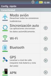 Conecta con otro dispositivo Bluetooth - Motorola MotoSmart Me  XT303 - Passo 5