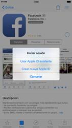 Crea una cuenta - Apple iPhone 6 Plus - Passo 7