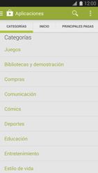 Instala las aplicaciones - Samsung Galaxy S5 - G900F - Passo 6