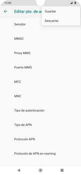 Configura el  Internet - Motorola One Zoom - Passo 17