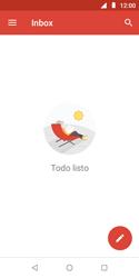 Configura tu correo electrónico - Motorola Moto E5 Play - Passo 14