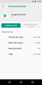 Limpieza de aplicación - Motorola Moto E5 - Passo 8