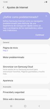 Configura el Internet - Samsung Galaxy A30 - Passo 26