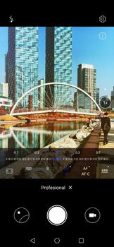 Modo profesional - Huawei Nova 5T - Passo 15