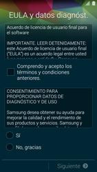 Activa el equipo - Samsung Galaxy S5 - G900F - Passo 6