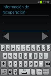 Crea una cuenta - Samsung Galaxy Fame GT - S6810 - Passo 16