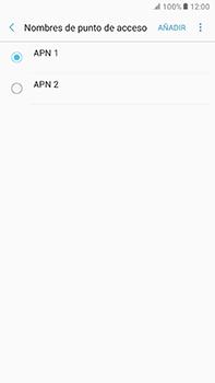 Configura el Internet - Samsung Galaxy A7 2017 - A720 - Passo 17