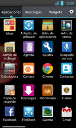 Configura el WiFi - LG Optimus L 7 II - Passo 3