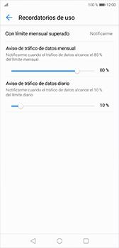Desactivación límite de datos móviles - Huawei P20 - Passo 9
