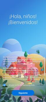 Cómo habilitar el Ambiente de Niños - Samsung Galaxy S20 - Passo 5
