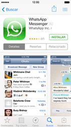 Instala las aplicaciones - Apple iPhone 5s - Passo 16