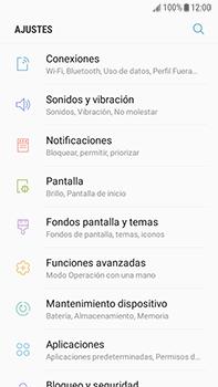 Configura el Internet - Samsung Galaxy J7 Prime - Passo 4