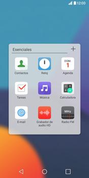 ¿Tu equipo puede copiar contactos a la SIM card? - LG G6 - Passo 4