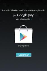 Crea una cuenta - Motorola MotoSmart Me  XT303 - Passo 19