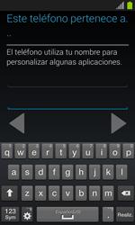 Activa el equipo - Samsung Galaxy Win - I8550 - Passo 16
