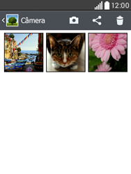 Transferir fotos vía Bluetooth - LG L20 - Passo 5
