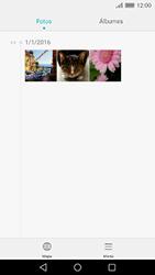 Transferir fotos vía Bluetooth - Huawei Cam Y6 II - Passo 5