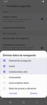 Limpieza de explorador - Samsung Galaxy A80 - Passo 11