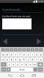 Crea una cuenta - LG G3 Beat - Passo 16