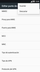 Configura el Internet - Motorola Moto C - Passo 16