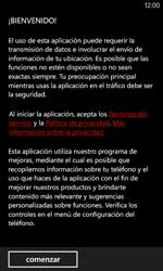 Uso de la navegación GPS - Nokia Lumia 720 - Passo 4