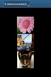 Transferir fotos vía Bluetooth - Samsung Galaxy Fame Lite - S6790 - Passo 7