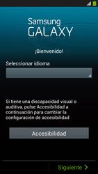 Activa el equipo - Samsung Galaxy S4  GT - I9500 - Passo 5