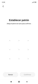 Desbloqueo del equipo por medio del patrón - Xiaomi Redmi Note 9 Pro - Passo 9