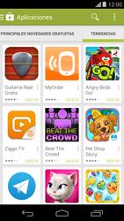 Instala las aplicaciones - Motorola Moto G - Passo 12