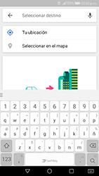 Uso de la navegación GPS - Huawei P10 - Passo 15