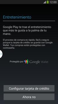 Crea una cuenta - Samsung Galaxy Note Neo III - N7505 - Passo 19