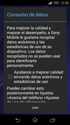 Activa el equipo - Sony Xperia E3 D2203 - Passo 12
