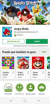 Instala las aplicaciones - Samsung Galaxy S8 - Passo 18