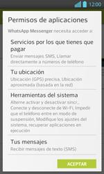 Instala las aplicaciones - LG Optimus L 7 II - Passo 19