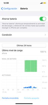 Modo de ahorro de batería - Apple iPhone XS - Passo 5