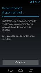 Crea una cuenta - Motorola RAZR D3 XT919 - Passo 8