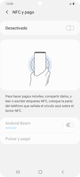 Cómo activar NFC - Samsung Galaxy S20 - Passo 6