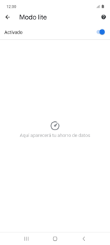 Minimizar el consumo de datos del navegador - Samsung Galaxy A51 - Passo 10